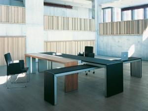 Mobilier de birou din colectia Double You, de la BULO