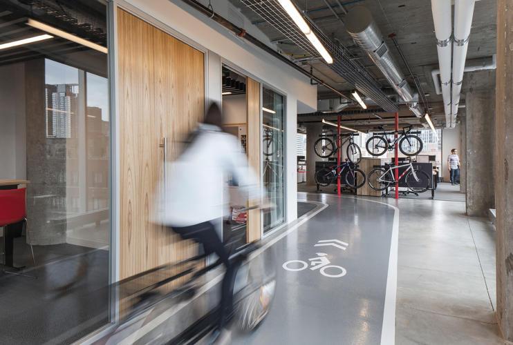 De ce credem că birourile ar trebui să fie bike-friendly