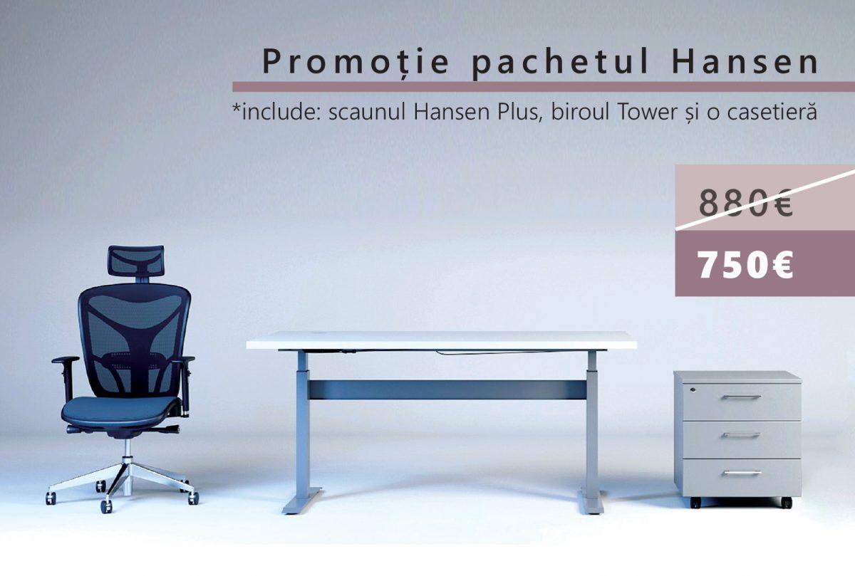 Promotie Pachet Hansen